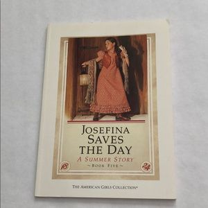 Other - American Girl Josefina Saves The Day